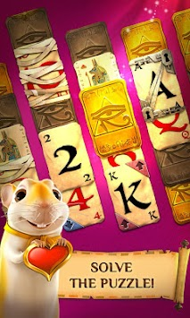 Pyramid Solitaire Saga APK screenshot thumbnail 2