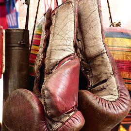 GUANTES DEL RATON MACIAS  by Jose Mata - Sports & Fitness Boxing