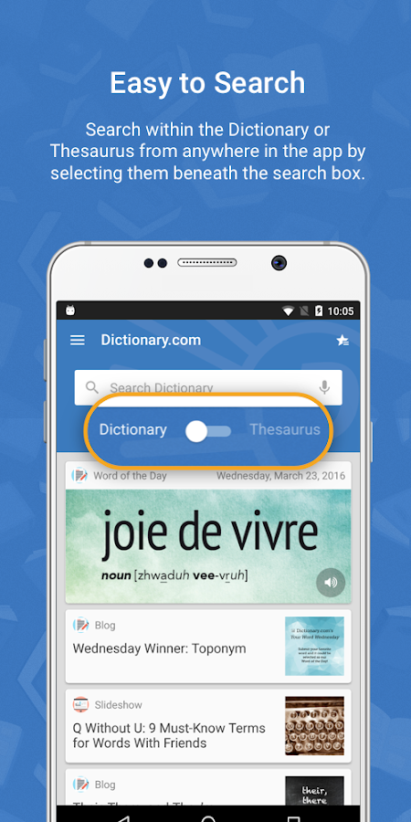 Dictionary.com Premium Screenshot 0