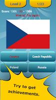 Screenshot of World Flags Quiz