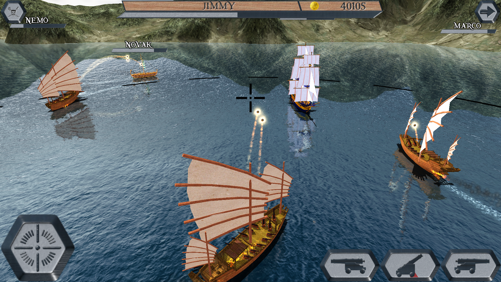 World Of Pirate Ships Screenshot 9