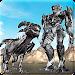 Dragon Transform Robot Icon