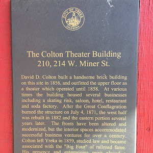 The Colton Theater Building