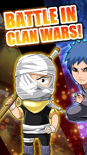 Ninja Heroes - Storm Battle: best anime RPG APK for Bluestacks