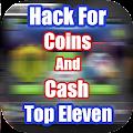 App Hack For Top Eleven App Prank APK for Windows Phone