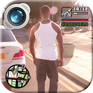 Grand Theft Gangster Photo Maker the best app – Try on PC Now