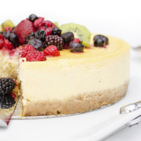 Traditional Irish recipe for butter shortbread cheesecake