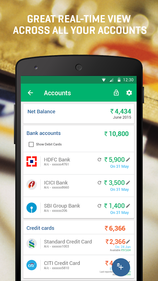 Money View: Your Money Manager Screenshot 2