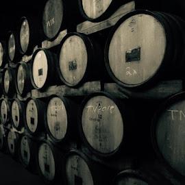 Barrels by Rebecca Pollard - Food & Drink Alcohol & Drinks (  )