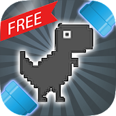 Download Android Game Steve-Dino Chrome Smash for Samsung