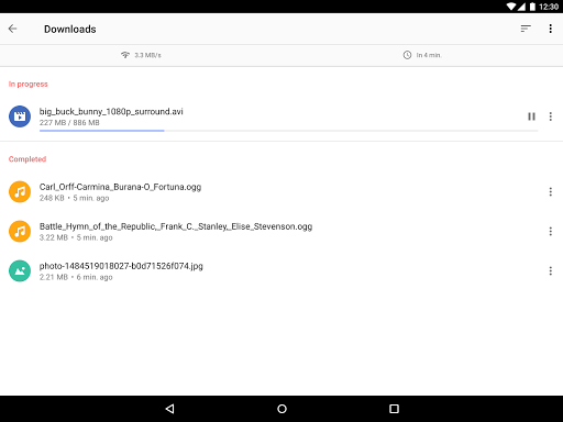 Opera browser - news & search screenshot 14