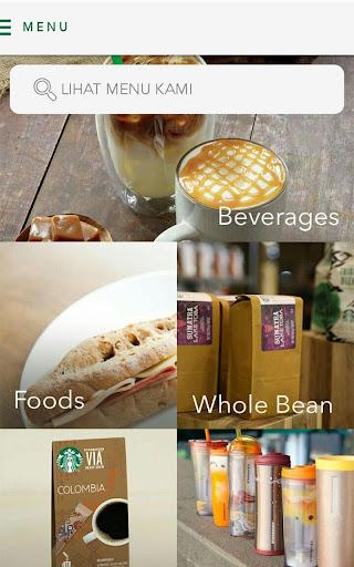 Starbucks Indonesia screenshot 4