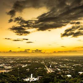 Sunset by Mark Alive - Landscapes Sunsets & Sunrises