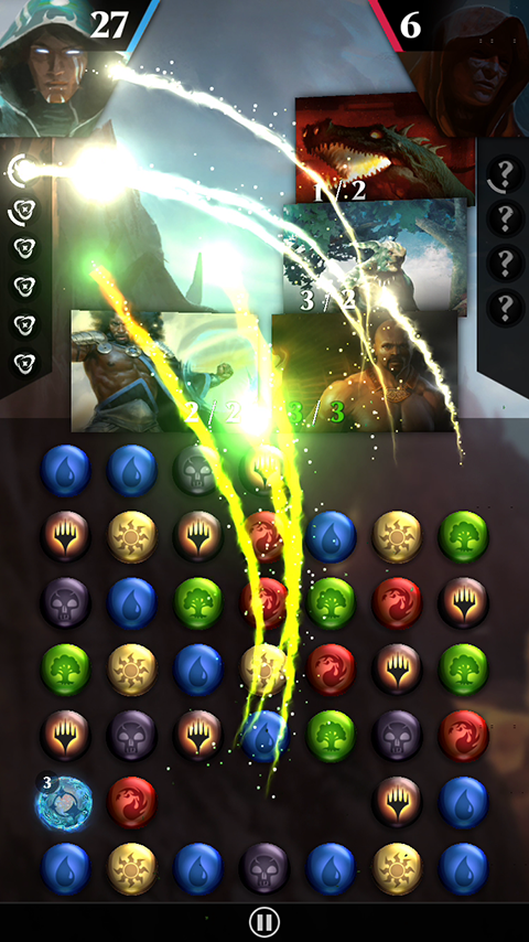 Magic: Puzzle Quest Screenshot 5