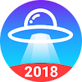 App UFO Cleaner : Junk Clean + Task Killer & Booster APK for Kindle
