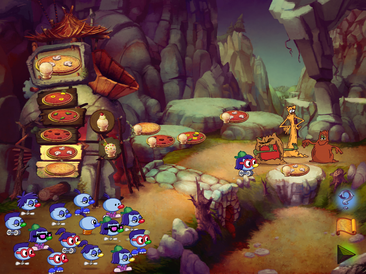 Zoombinis Screenshot 1
