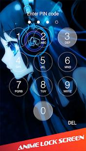App Anime Lock Screen Wallpaper APK for Windows Phone
