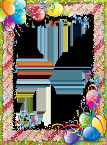 happy birthday frames hd screenshot 1