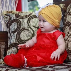 Red Beautiful by Eone Nobhi - Babies & Children Babies
