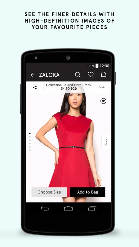 ZALORA Top Fashion Shopping Screenshot 3