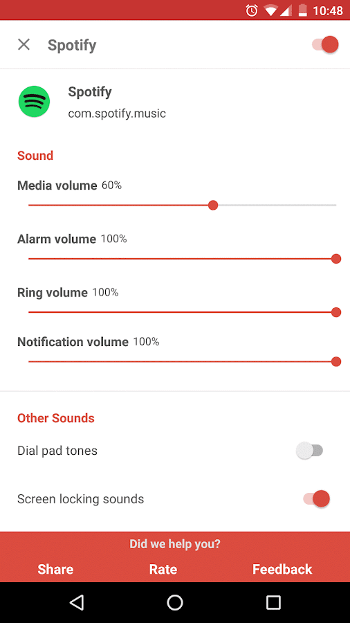 Volume Master Pro-App Control Screenshot 5
