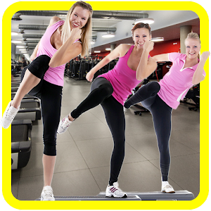 Aerobic Cardio Fitness workout for Android