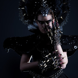 The queen of darkness by Boby Wijaya - Artistic Objects Clothing & Accessories