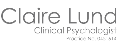 Claire lund - clinical Psychologist