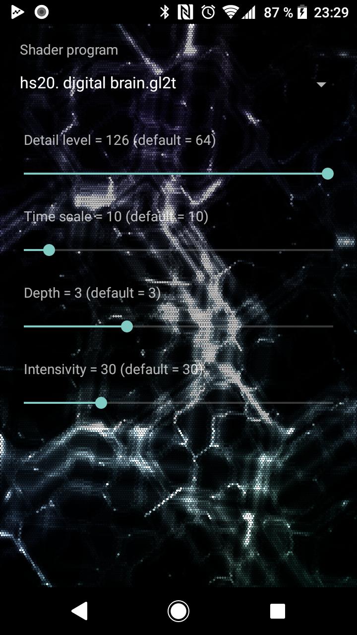 HexShaders Premium Screenshot 1