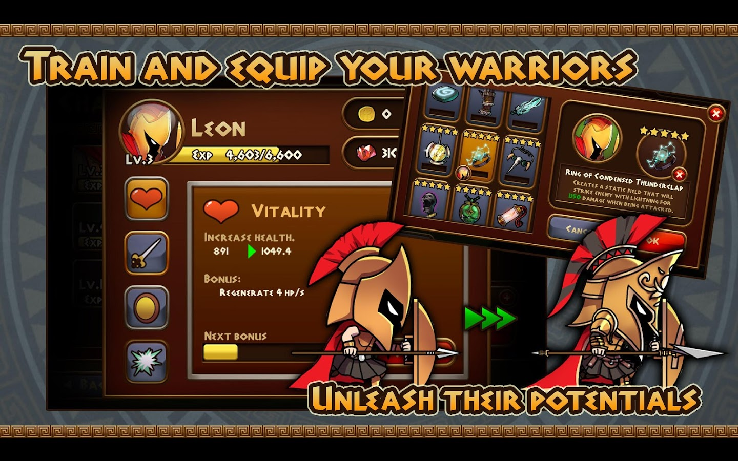 Brave Warriors: Zombie Revenge Screenshot 8