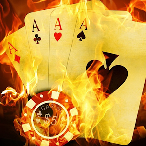 live poker wallpaper