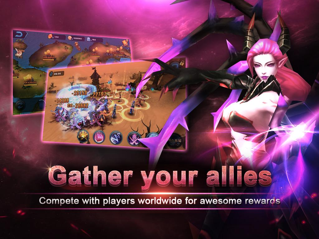 Magic Legion - Age of Heroes Screenshot 13