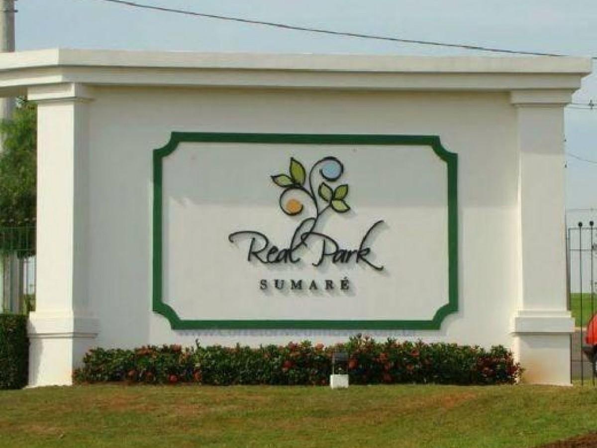 Terreno à venda, 250 m² por R$ 190.000 - Real Park - Sumaré/SP