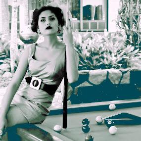 billiards by Jayson Macasu - People Fashion