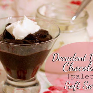 Decadent Dark Chocolate Paleo Ice Cream. {GIVEAWAY!}