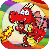 Download Coloring dragons APK to PC
