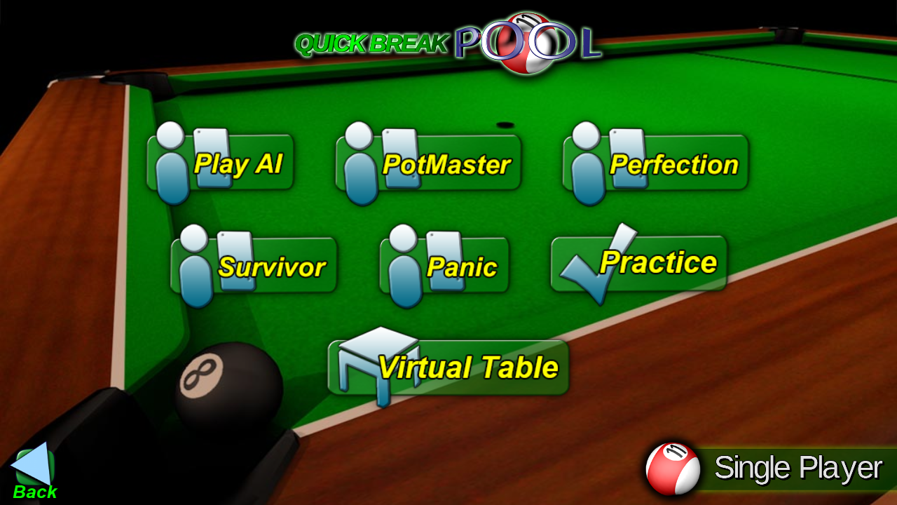 Quick Break Pool Premium Screenshot 6
