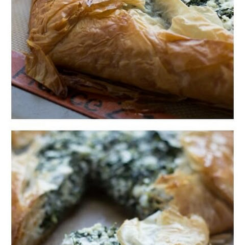 Spanakopita (Quick and Easy)