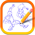How to draw Superheroes APK for Bluestacks