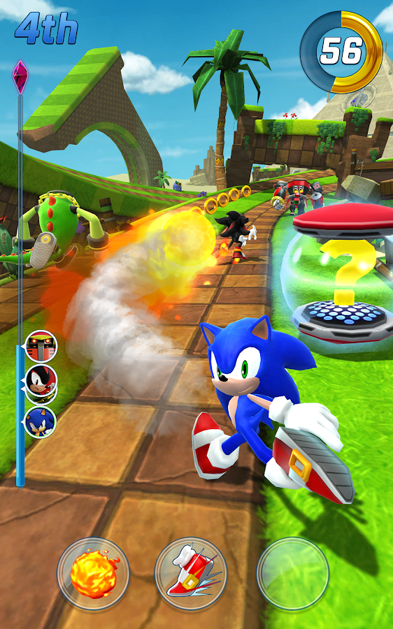 Sonic Forces: Speed Battle Screenshot 7