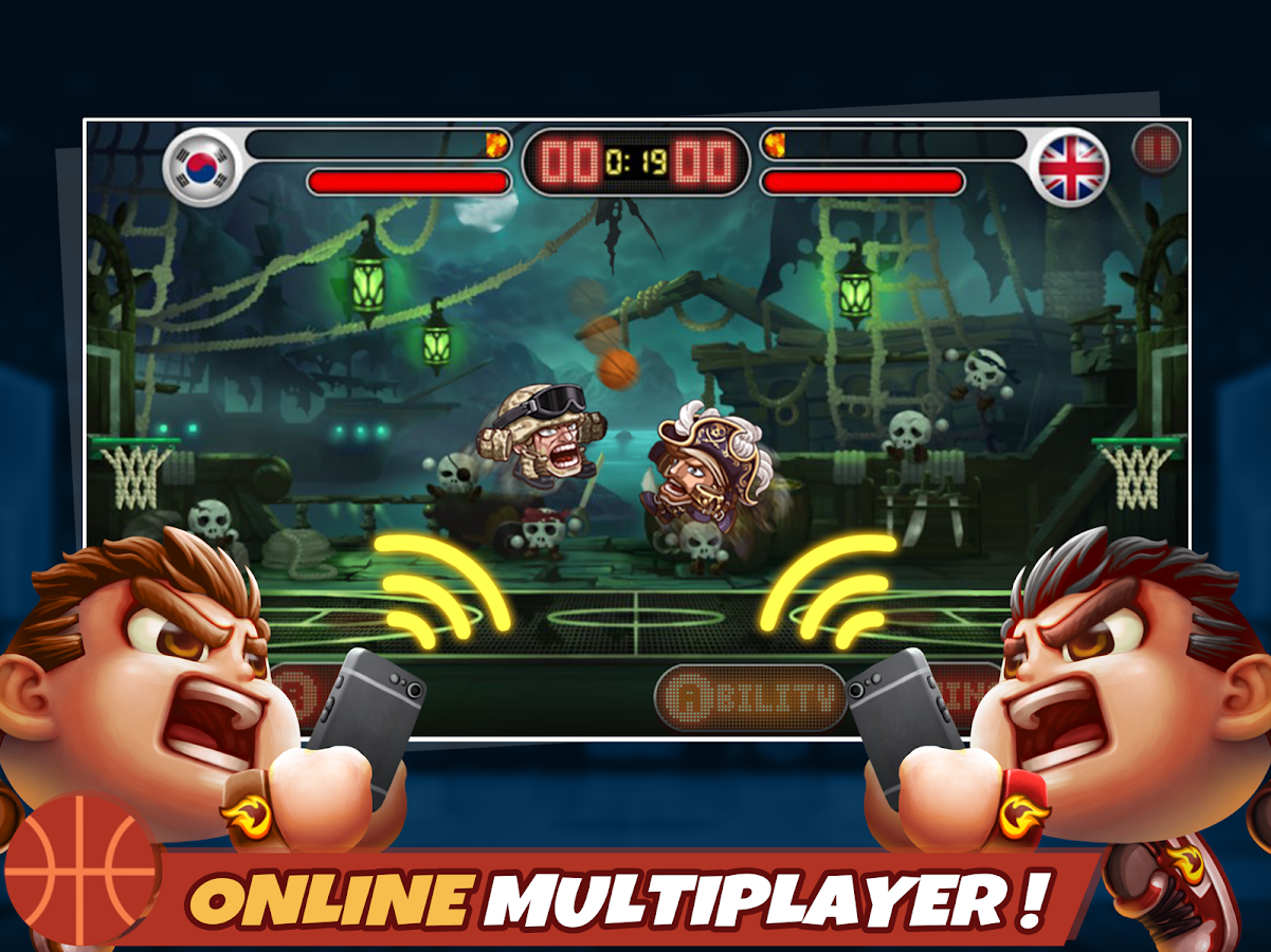 Head Basketball Screenshot 9