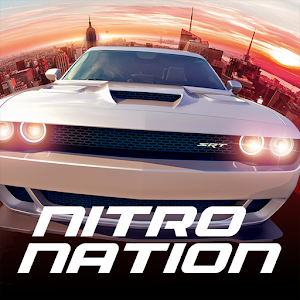 Nitro Nation Drag Racing Icon