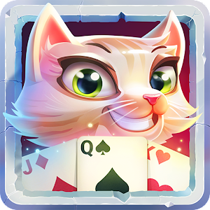 Solitaire Pets - Klondike Game