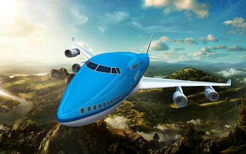 Game Airplane Flight Simulator 2017 APK for Kindle