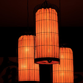 Chinese Lanterns by Loh Jiann - Artistic Objects Antiques ( lights, lantern, red, objects, antiques )