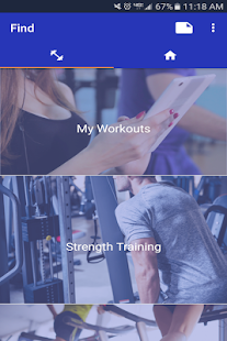 FitShare: Find New Workouts