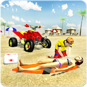 Game Beach Life ATV Rescue Bike APK for Windows Phone