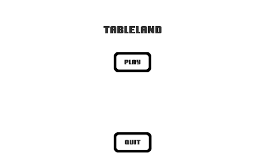 Tableland - screenshot