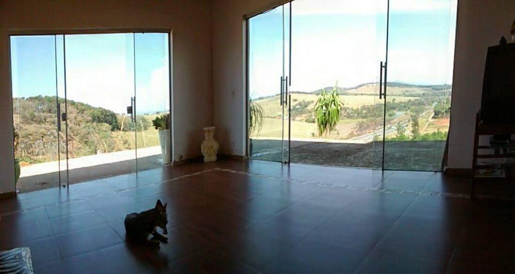 Chácara com 2 dormitórios à venda, 1500 m² por R$ 235.000 - Bosque das Pedras - Bragança Paulista/SP
