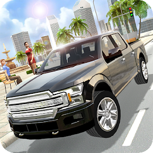Offroad Pickup Truck F For PC (Windows & MAC)